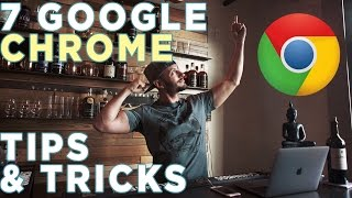 7 Google Chrome Tricks and Tips That Will Skyrocket Your Productivity