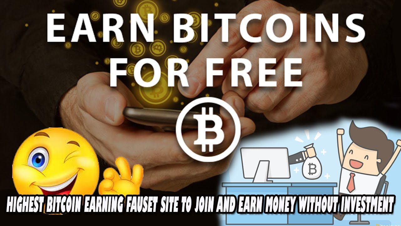 Highest Bitcoin Earning Faucet Site To Join And Earn Money Without Investment- Tamil 8