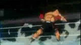hajime no ippo - mama said knock you out