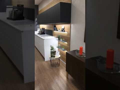 VIsite du Showroom CANNES CUISINES DE FRANCE