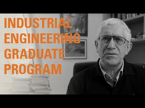 Sabanci University Industrial Engineering Graduate Program