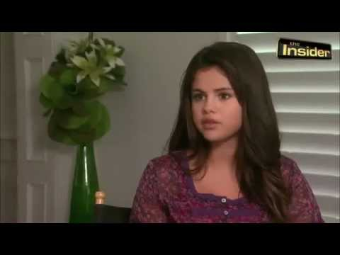 Selena Gomez - The Insider Interview (October 2012)