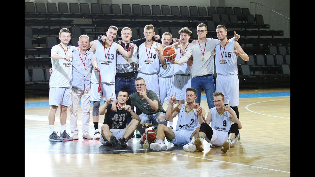Kauno J.Jablonskio gimnazija – BasketNews.lt Didžiosios taurės laimėtoja