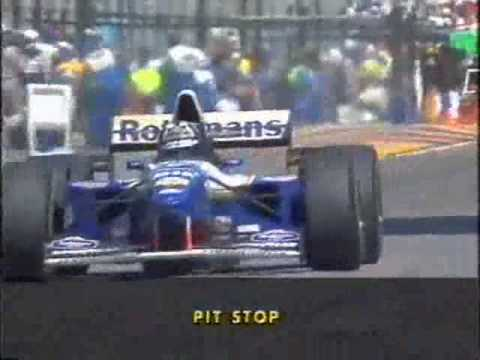 1995 EDS Grand Prix of Australia - Adelaide [Part 8]