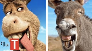 10 Kids Cartoon Characters IN REAL LIFE