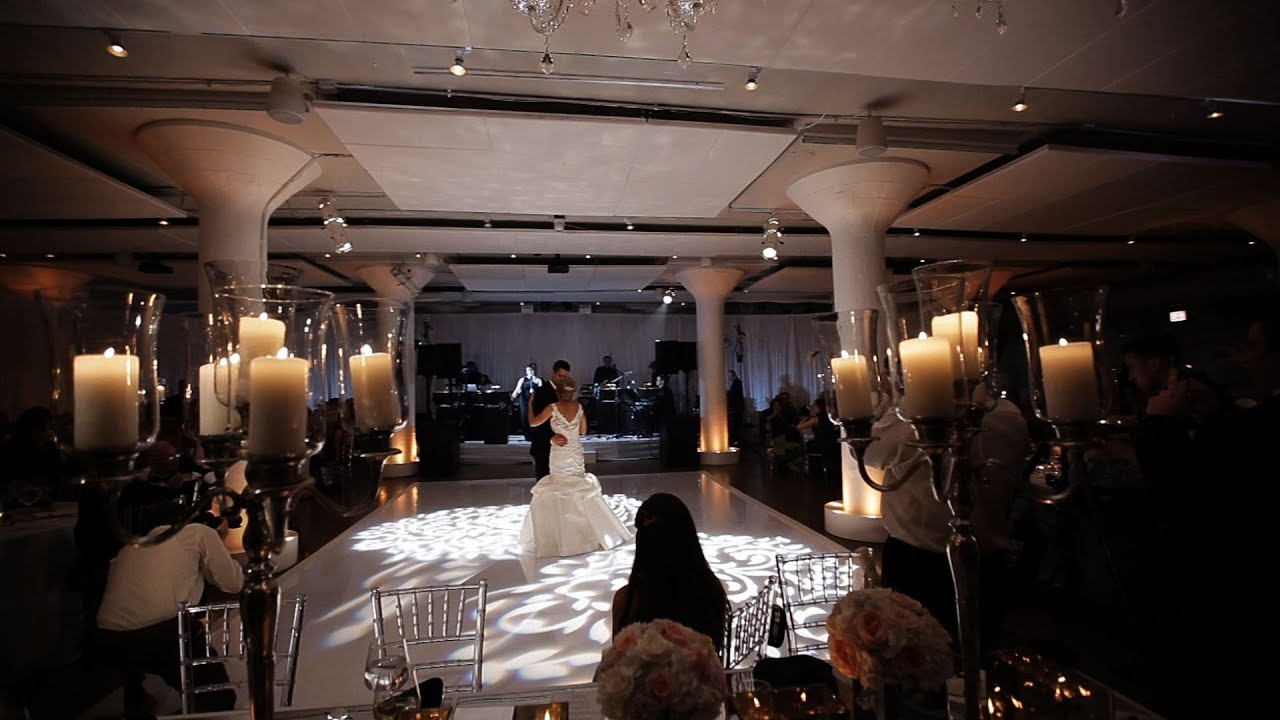 St James Chapel Venue One Chicago Wedding Video Youtube