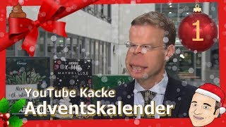 #1 | YouTube Kacke Adventskalender 2019