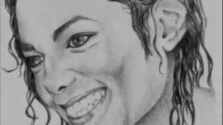 Michael Jackson sings his favourite 'Song  Smile