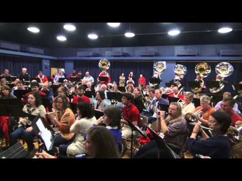 Ole Miss Alumni Band Plays From Dixie With Love (we are now banned from playing in public)