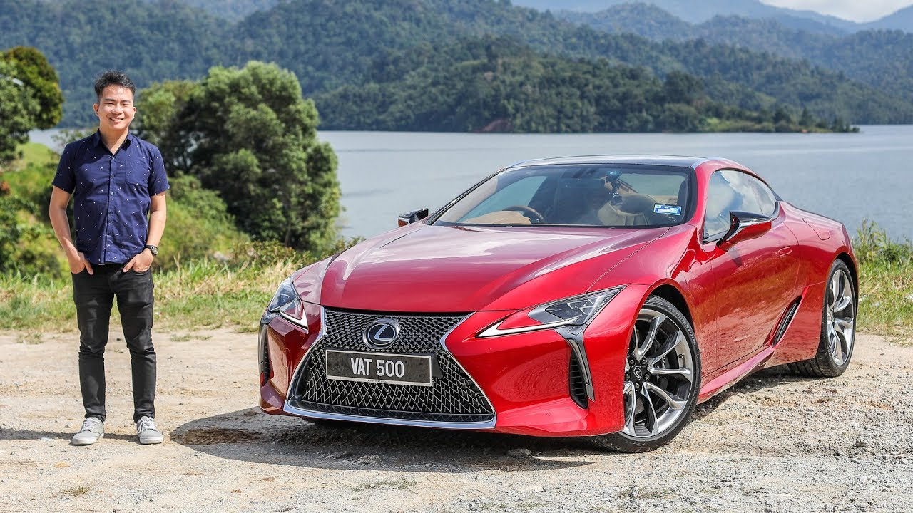First Drive Lexus Lc500 Coupe Malaysian Review Rm940 000 Youtube