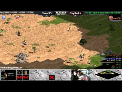 4vs4 GameTV vs SkyRed + Xi Măng ngày 05 03 2016 C1T1