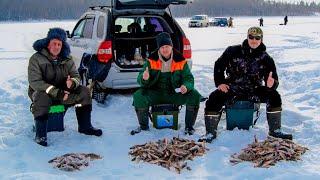 Рыбалка в первый день весны Хороший клёв Тарево 2020