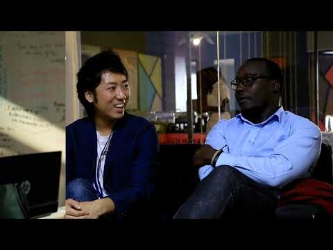 Why did Leapfrog Ventures of Japan decide to invest in Africa?