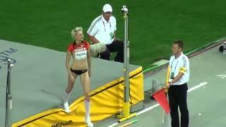 2009世陸 女子走高跳 アリアネ・フリードリヒ