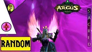 WoW Legion   Firestorm   Sylvanas   RBG´s & Farmeo en ARGUS con la Pali Suport :)