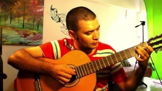 Парк горького.Cупер урок на гитаре.Полный разбор.Górky Park