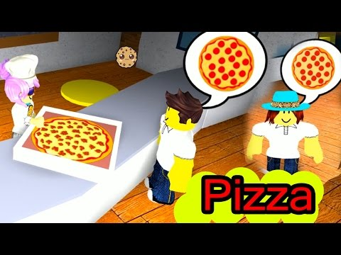 Roblox Pizza Factory Tycoon - Building A Fast Food Restaurant - Online Game Lets Play