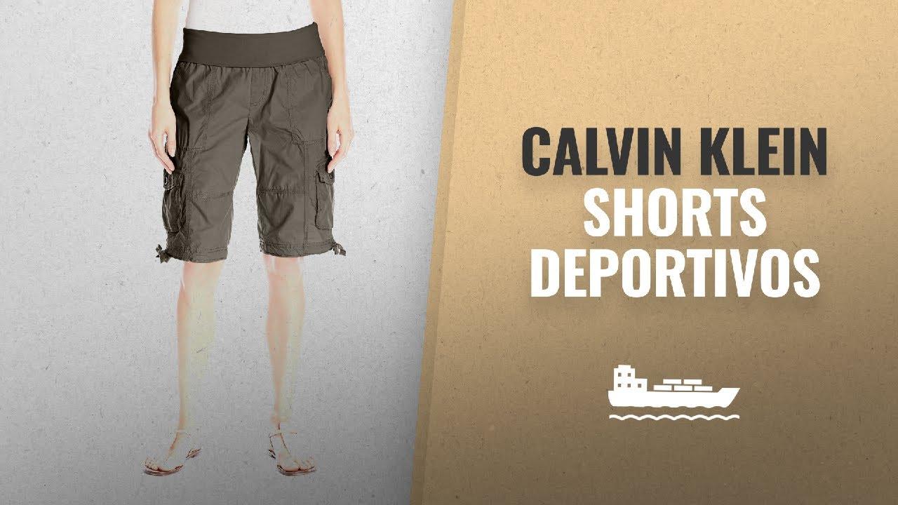 e865e2d18c66b 10 Mejores Ventas Shorts Deportivos De Calvin Klein  Calvin Klein ...