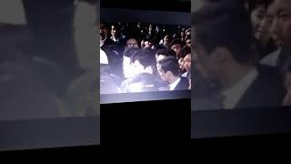 "Khing Ghidorah trzy głowy potwór - fragment filmu 1964 ""dość Tereska!"""