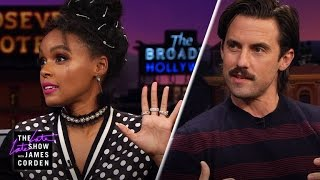 Janelle Monae & Milo Ventimiglia Talk New Year