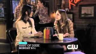 Hart of Dixie - Episode 20 'The Race and The Relationship' Promo Trailer