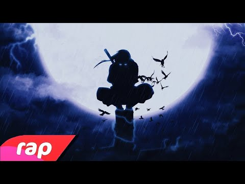 Rap do Itachi Uchiha (Naruto) - O Ninja Renegado | Rap Geek #5MZero Beats