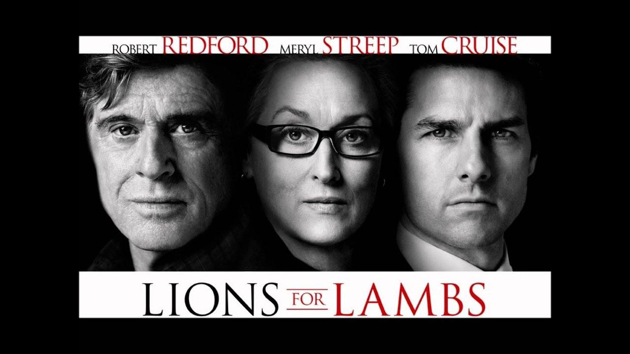 Risultati immagini per lions for lambs