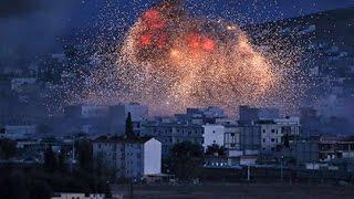 Сирия. Новое о бомбардировках.