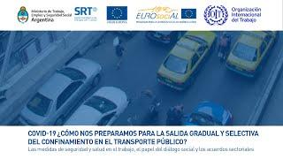 Covid-19 ¿cómo Nos Preparamos Para La Salida Gradual Del Confinamiento En El Transporte Público?