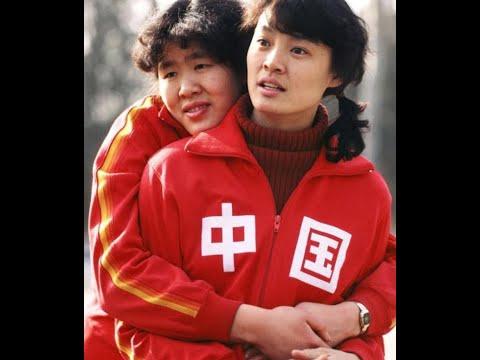 Lang Ping (World Cup '85) 世界杯1985 中国-古巴 郎平