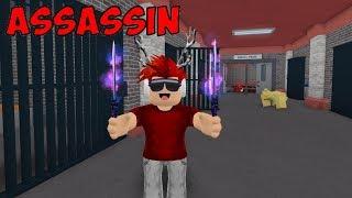 ASSASSIN GAMEPLAY! (Roblox Assassin)