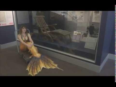 Mermaid on the Move: Raina Visits the Maritime Museum