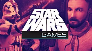 Five of the Best Star Wars Games | Top Star Wars Games for Console and PC