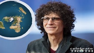 Flat Earth on Howard Stern Show! 🎙ODD TV Airs to Millions of Listeners!