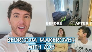 BEDROOM MAKEOVER WITH  ZOE!