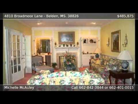 Broadmoor Lane Belden MS  -