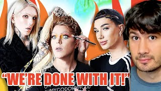 Shane Dawson And Jeffree Star Lost Everything To James Charles