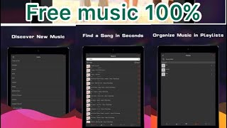 Play any mp3 music for free
