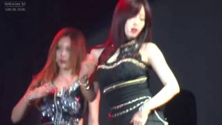fancam 150620 eunjung t ara sugar free nanjing concert