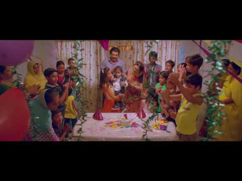 Birthday Song | Meri Beti Mera Maan Hindi Movie 2016 | Divya Natrajan Films Production