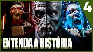 Saga Jogos Mortais | História dos filmes, cronologia e mais | PT. 4