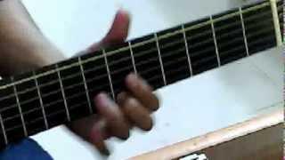 tình ca du mục guitar