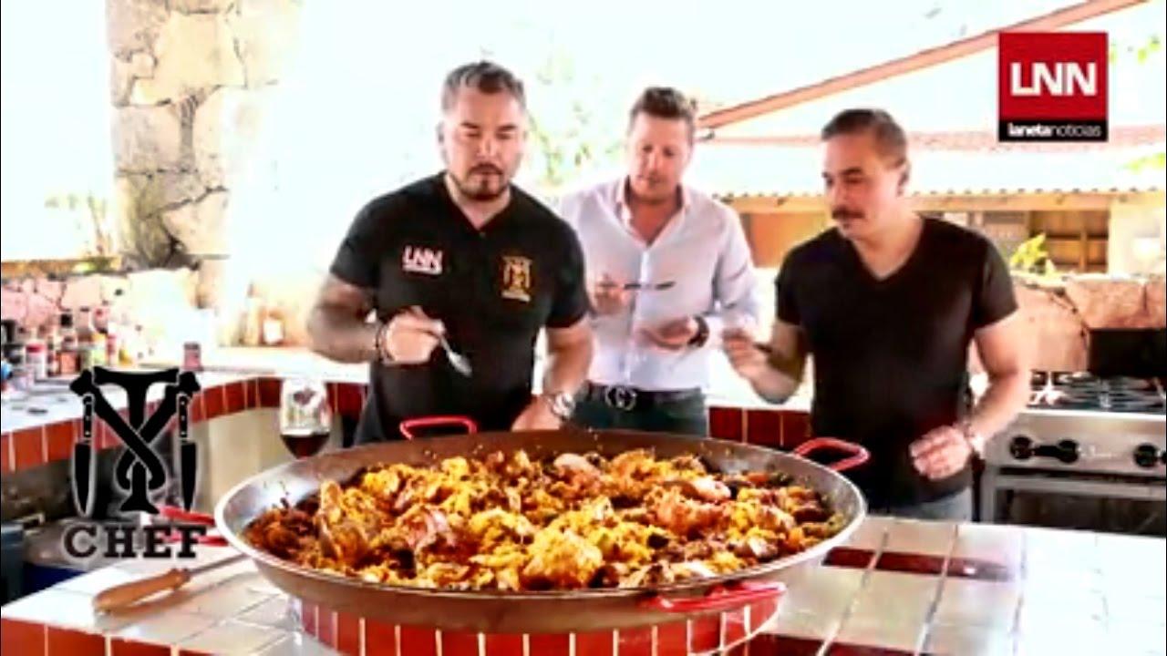 Download Paella Mamalona para Machos Alfa