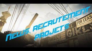 [NEWS] Sniper sur Octane- Recrutement, Projets, ....