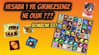 Bombom'a 1 Yıl Girmezsek Ne Olur ?│HESAP ÇEKİLİŞİ BURDA !!!!