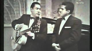 DANIEL EL CHINO HERRERA Y LUIS DEMETRIO, DEBATE COMICO SOBRE ROCK & ROLL Y MUSICA ROMANTICA
