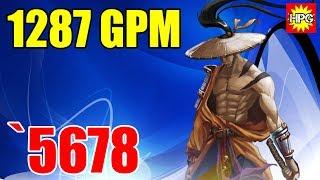 HoN Swiftblade Ronin Gameplay - `5678 - Legendary - Casual Mode