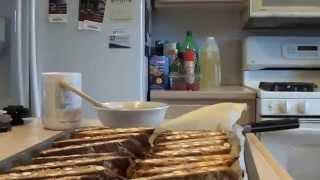 Italian Almond Biscotti - Wicked Good Eats