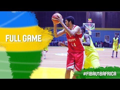 Mali v Egypt - Full Game - Semi Final - 2016 FIBA Africa U18 Championship