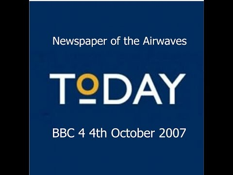 Today - The Newspaper of the Airwaves